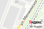 Схема проезда до компании СпецСвязь в Ростове-на-Дону