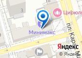 АКБ МОСОБЛБАНК на карте