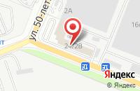 Схема проезда до компании Континент в Ростове-На-Дону
