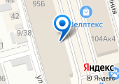 Ростов-Праздник на карте