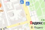 Схема проезда до компании Л`Этуаль в Ростове-на-Дону
