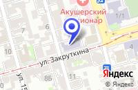 Схема проезда до компании СТРОИТЕЛЬНАЯ ФИРМА РЕССУРС в Семикаракорске