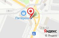 Схема проезда до компании Км-Автотранс в Ростове-На-Дону