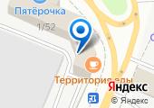 ЗОНТ на карте