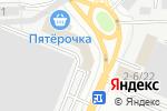 Схема проезда до компании Техногрэйд в Ростове-на-Дону
