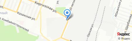 Банкомат ГЛОБЭКСБАНК на карте Ростова-на-Дону