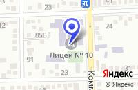 Схема проезда до компании МУП КОНСТАНТИНОВСКИЙ РЫНОК в Константиновске