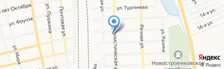 ЛюМакс на карте Батайска