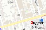 Схема проезда до компании Четыре цвета в Ростове-на-Дону