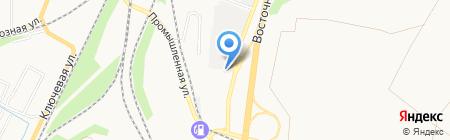 Бэхтранс на карте Батайска