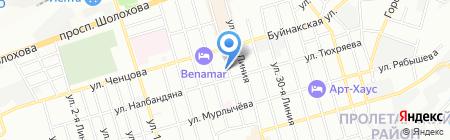 Системы Автоматизации на карте Ростова-на-Дону