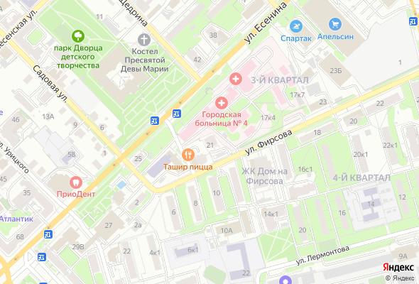 жилой комплекс Престиж Хаус