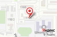 Схема проезда до компании Главная Пресса в Ростове-На-Дону