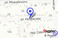 Схема проезда до компании ДОНЕЦКАЯ ШКОЛА-ИНТЕРНАТ в Донецке