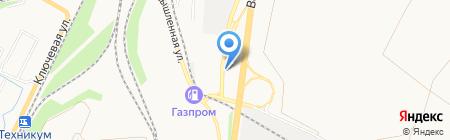 Шаповалов и К на карте Батайска