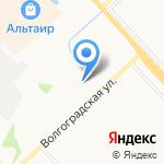 Диагност-автоэлектрик на карте Ярославля