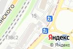 Схема проезда до компании Авторитет в Ростове-на-Дону