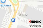 Схема проезда до компании Финансовое бюро в Ростове-на-Дону