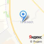 Милена на карте Ярославля