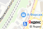 Схема проезда до компании Ростовоблгостехнадзор в Ростове-на-Дону