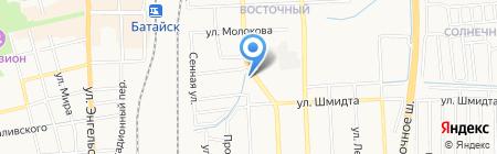 Activity на карте Батайска