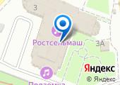 Пролазер на карте