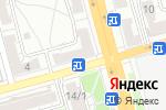 Схема проезда до компании Курочка Ряба в Рязани