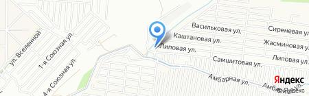 РостАлпроф на карте Ростова-на-Дону