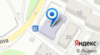 Компания АТРИА на карте