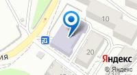 Компания Логоша на карте