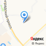 Библиотека №15 на карте Ярославля