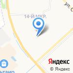 Сказка на карте Ярославля