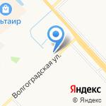 Радуга-24 на карте Ярославля