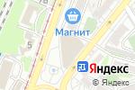Схема проезда до компании Центр бухгалтерской помощи в Ростове-на-Дону