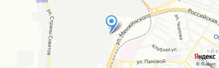 Sicom на карте Ростова-на-Дону