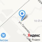 Саша на карте Ярославля