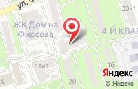 Схема проезда до компании Такси Пресс в Рязани