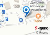 Ронин-АВ на карте