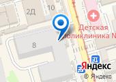 Ростовремагропром на карте
