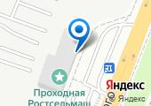 Дельта-НД на карте
