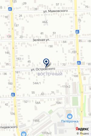 СТРАХОВАЯ КОМПАНИЯ АДМИРАЛ на карте Сальска