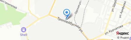РостТорг на карте Ростова-на-Дону