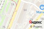 Схема проезда до компании Звенящие кедры России в Ростове-на-Дону