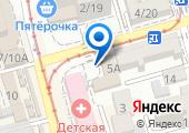Школа скорочтения и управления информацией по методике Васильевой Л.Л. на карте
