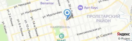 МедиСкин на карте Ростова-на-Дону