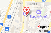 Схема проезда до компании Ростремсервис в Ростове-На-Дону