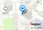 Ростовская областная коллегия адвокатов им Д.П. Баранова на карте