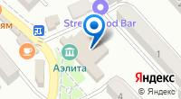 Компания Аэлита на карте