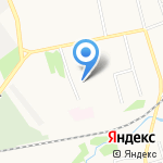 Родничок на карте Ярославля