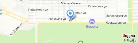 ANYPOOL на карте Ростова-на-Дону